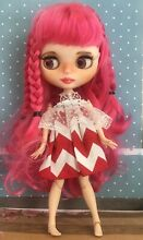 Doll ooak by sunny h cranberry
