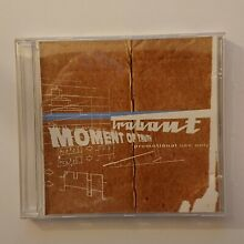 Moment of truth cd 2002 promo