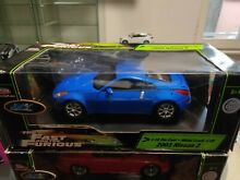 1 18 nissan 350z fast and furious