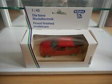 Ford fiesta xr2i in red on 1 43 in