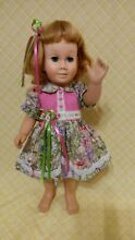 Doll clothes homemade