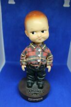 Cowboy doll flannel shirt jeans