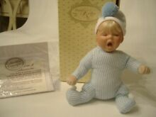 New in box wee little baby doll by