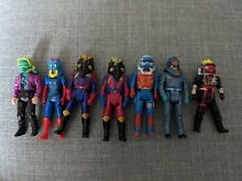 1980s m a s k figures job lot good