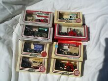 Job lot collection of 8 horse drawn