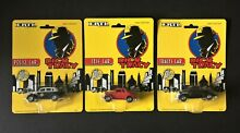 Dick tracy comics die cast cars 3