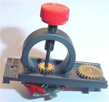 T jet afx ho slot car pinion gear