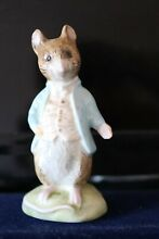Beswick johnny town mouse bp3 brown