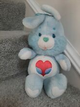 Kenner blue swift heart bunny