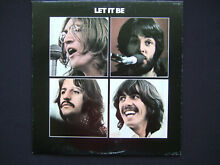 Let it be canadian apple label lp