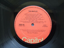 White album scarce 1975 canadian