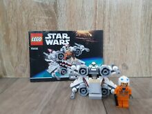 Lego 75032 x wing fighter mit