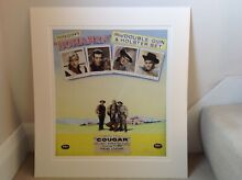 Bonanza original artwork toy and