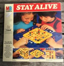 Stay alive board game mb games