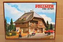 3791 ho scale black forrest house