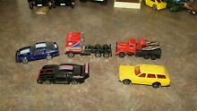 Lot 4 diecast cars from large