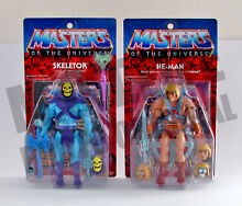 He man ultimate super 7 masters of