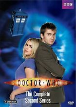 Dr who the complete second series