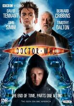 Dr who pt1 2 end of time