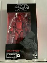 Black series sith jet trooper 15cm