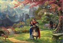 The disney collection mulan puzzle
