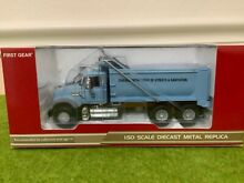 Not wsi mack granite dump truck