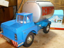 Ancien camion germany mammut cement
