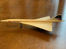 Shabak die cast model concorde