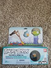 K nex angry birds blue bird vs