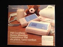 Realistic fm cordless baby room