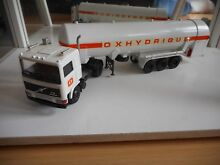 Volvo f10 trailer oxhydrique in