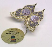 G4114 gold butterfly suction cup