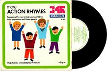 More action rhymes children 5 11