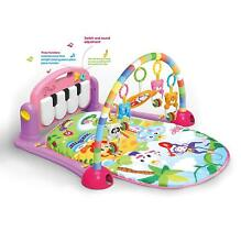 Baby gym play mat lay play 4 in 1