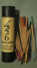 Old 456 pick up sticks wood the