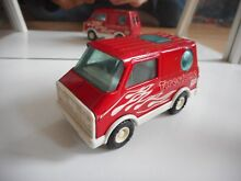 Us van firestone in red