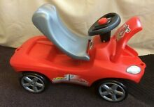 Wader ride on action racer no 1 car