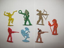 Hilco indians made by hilco moulds