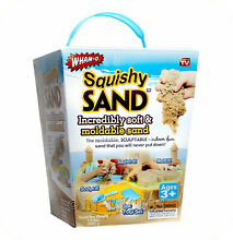 Wham o squishy sand kids play area