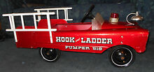 1960 s amf hook and ladder pumper