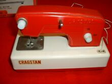 Cragstan toy automatic sewing