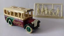 Autobus bus models of days gone by