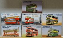 Tower models tower trams h0 00