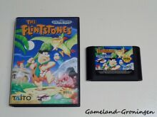 Game the flintstones boxed