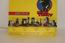 2672 dick tracy micro size set of