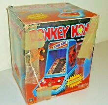 Donkey kong table top arcade game