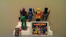 Mantech by figures accessories