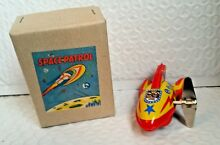 Tin litho space patrol wind up ray