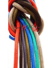 Polypropylene rope braided poly