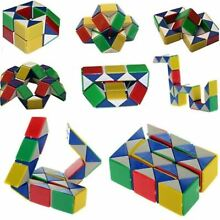 Snake rubiks rubix rubic magic 3d